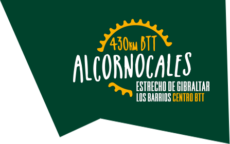 Centro BTT Alcornocales Logo