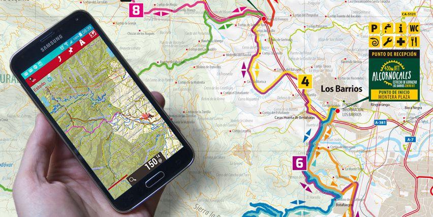 88d7daf31 Cómo usar el GPS para recorrer las rutas en bici
